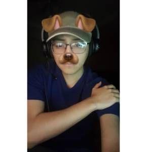Webcam Old Man