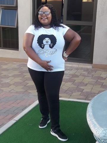 Single woman in namibia