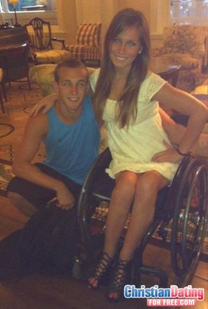 dating in a wheelchair